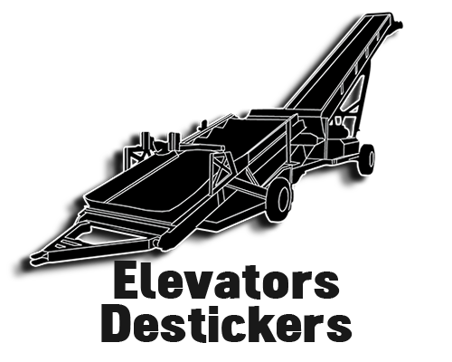 Elevators and Destickers