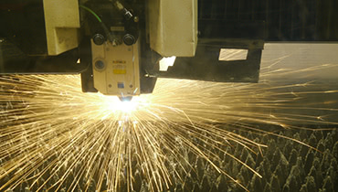Contract Fabrication Laser Steel