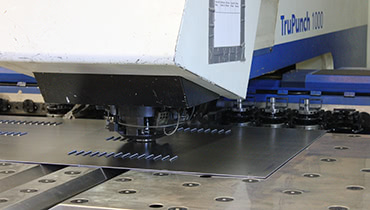 Contract Fabrication Equipment Punch Trumpf