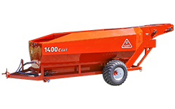 1400 Conveyor Cart