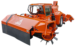 78 Series Air-Cab Nut Sweeper (International Only)