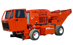 8770 Self-Propelled Nut Harvester