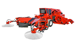 V62 Series Nut Sweeper